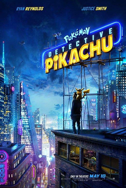 Pokémon Detective Pikachu (2019) BRRip