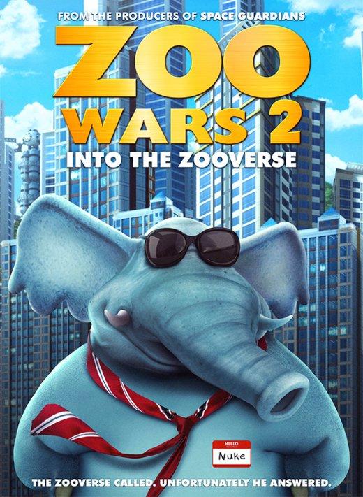 Zoo Wars 2 (2019) HDRip