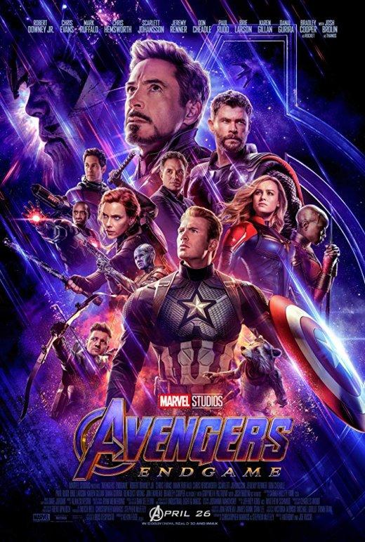 Avengers: Endgame (2019) BRRip