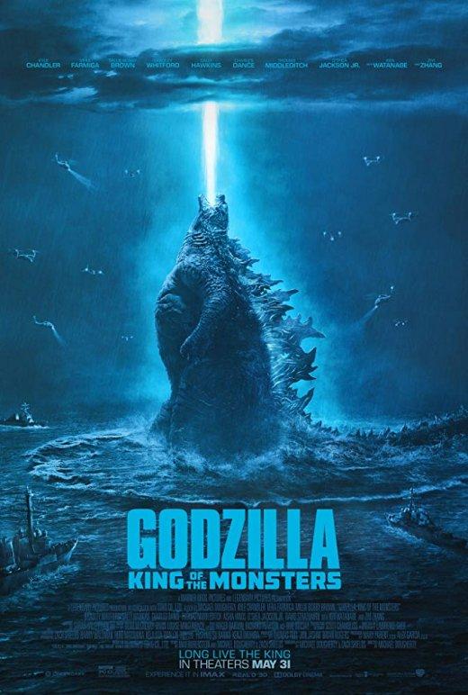 Godzilla: King of the Monsters (2019) HC HDRip