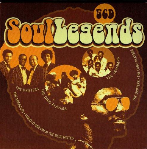VA – Soul Legends (2006)