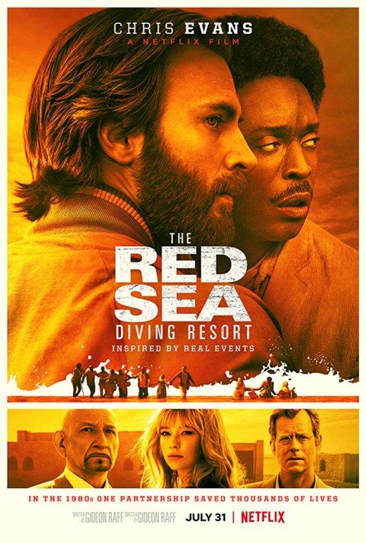 The Red Sea Diving Resort (2019) WEBRip