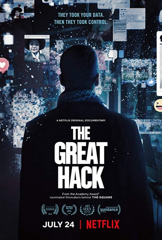 The Great Hack (2019) WEBRip