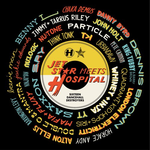 Various Artists - Jet Star Meets Hospital (2019) Hi-Res