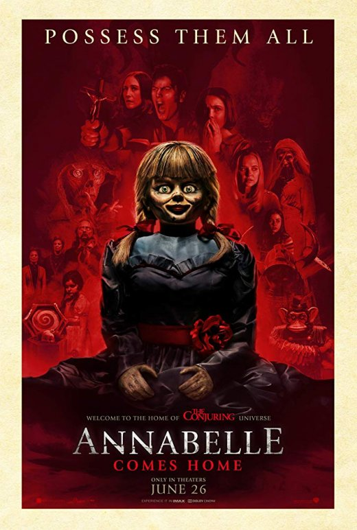 Annabelle Comes Home (2019) HC HDRip