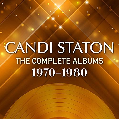 Candi Staton - The Complete Albums 1970-1980 (2019)