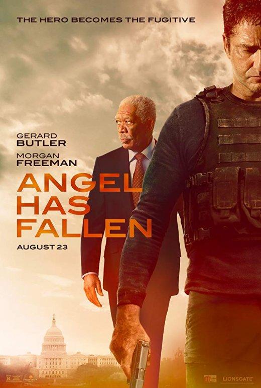 Angel Has Fallen (2019) HDCAM