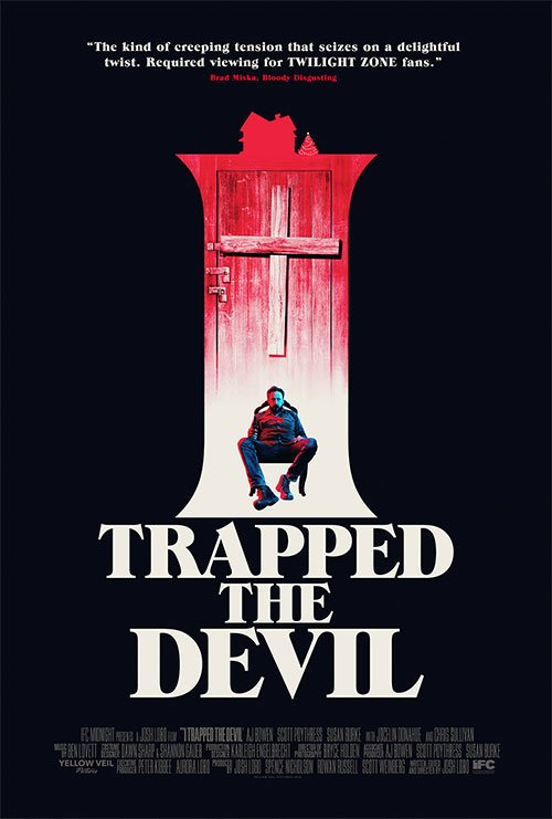 I Trapped the Devil (2019) BRRip