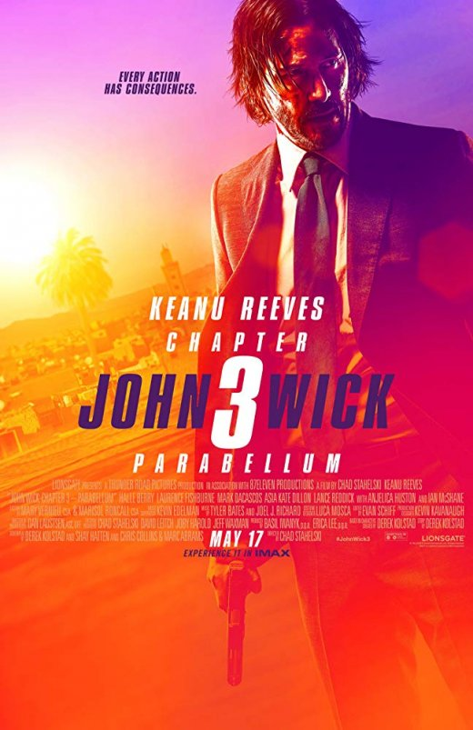 John Wick: Chapter 3 - Parabellum (2019) BRRip