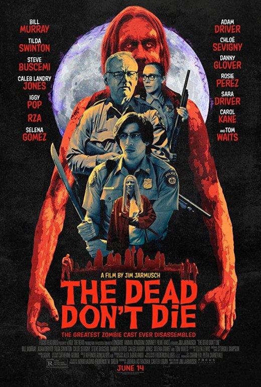 The Dead Don't Die (2019) BRRip