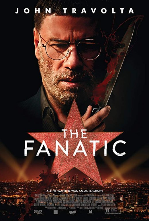 The Fanatic (2019) WEB-DL