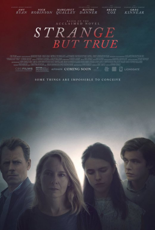 Strange But True (2019) WEB-DL