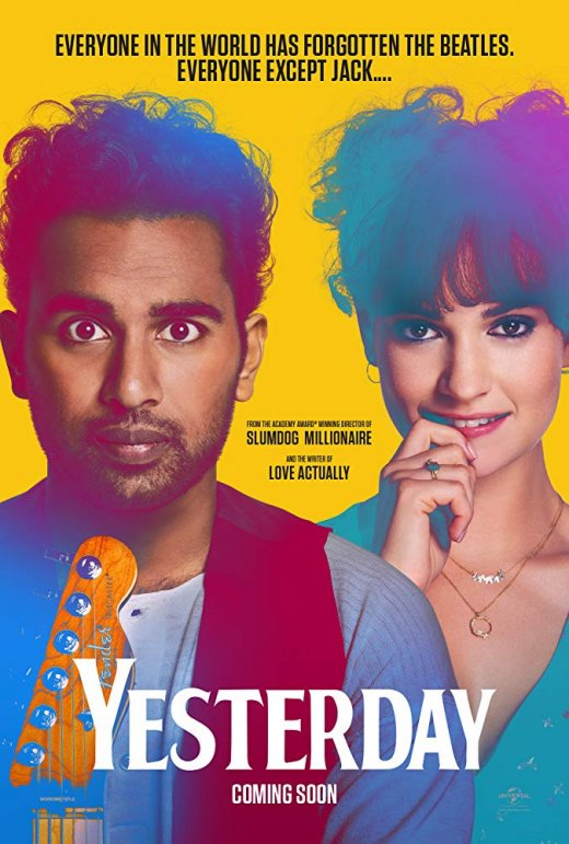 Yesterday (2019) WEB-DL