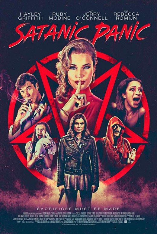 Satanic Panic (2019) WEB-DL