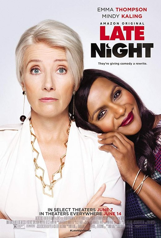 Late Night (2019) WEBRip