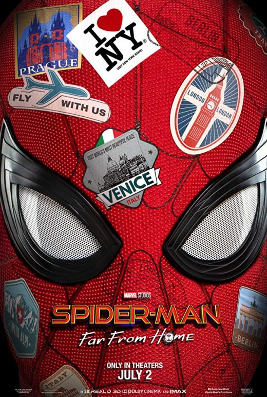 Spider-Man: Far from Home (2019) HC HDRip