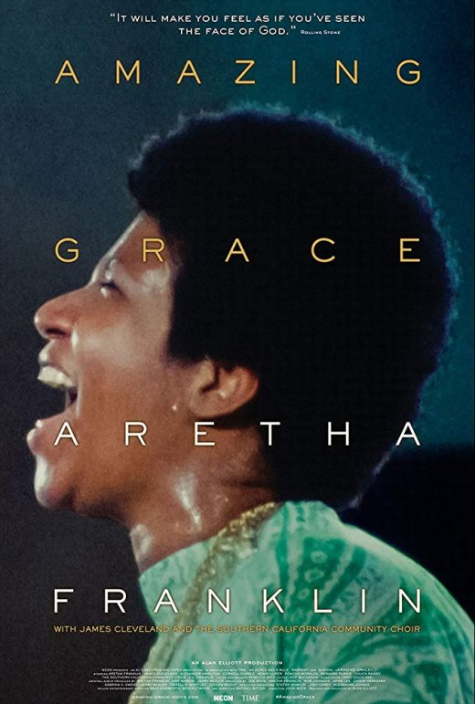 Amazing Grace (2018) BRRip