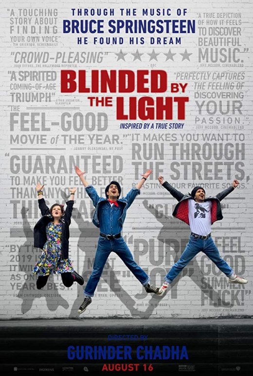Blinded by the Light (2019) WEBRip