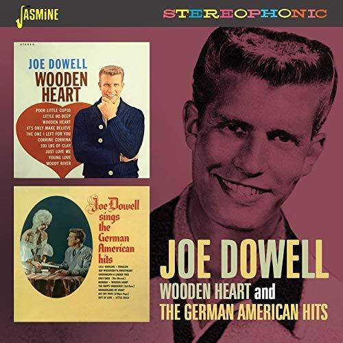 Joe Dowell – Wooden Heart and German American Hits (2019)