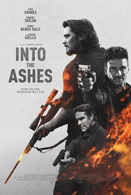 Into the Ashes (2019) BRRip