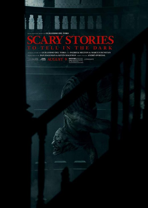 Scary Stories to Tell in the Dark (2019) BRRip
