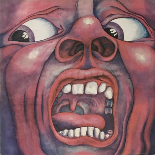 King Crimson – In the Court of the Crimson King (50th Anniversary) (2019) LP