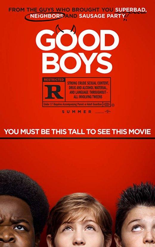 Good Boys (2019) BRRip