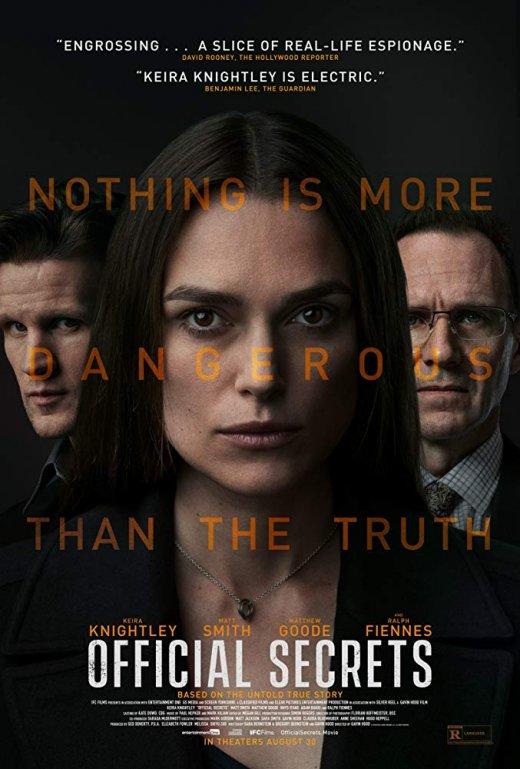 Official Secrets (2019) WEB-DL
