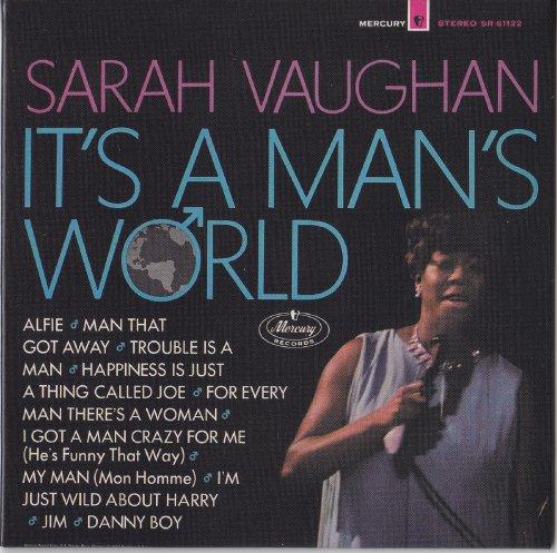 Sarah Vaughan – It's a Man's World (1967) CD Rip