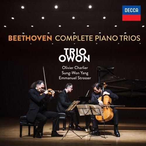Trio Owon – Beethoven: Complete Piano Trios (2016)