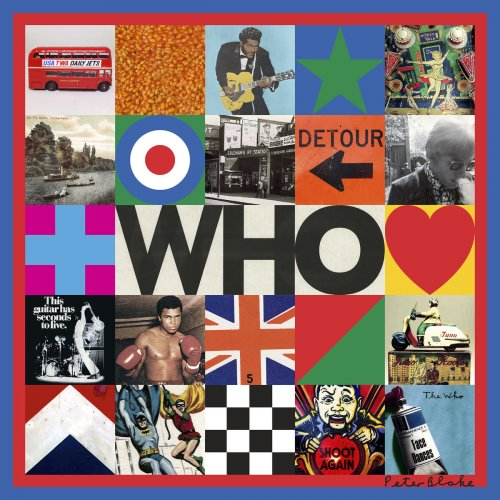 The Who – WHO (Deluxe) (2019)