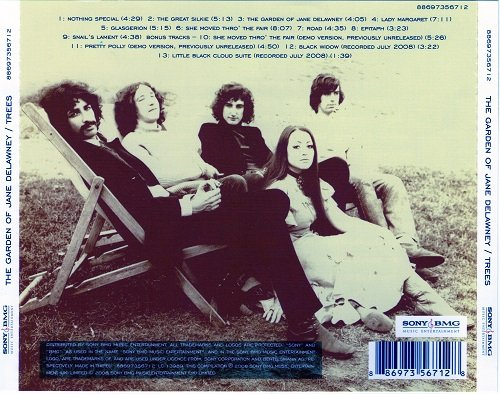 Trees The Garden Of Jane Delawney Reissue Remastered