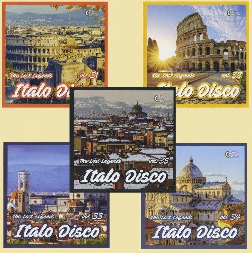 Halloween 2020 Cdrip VA   Italo Disco   The Lost Legends Vol.31 35 (2020) CD Rip