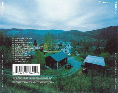 Kent Hagnesta Hill 1999