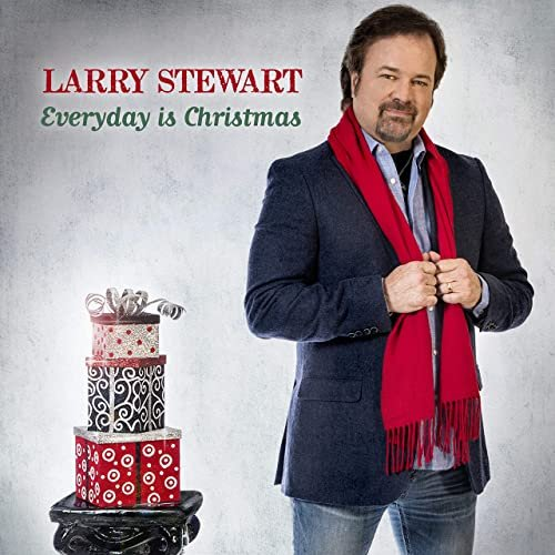 Everyday Is Christmas 2020 Larry Stewart   Everyday Is Christmas (2020)