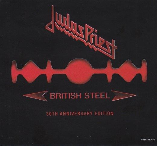 Judas Priest - British Steel - 30th Anniversary Edition (2010) DVD