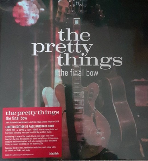 The Pretty Things - The Final Bow (2019) 2xDVD
