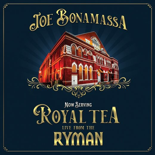 Joe Bonamassa - Now Serving: Royal Tea Live From The Ryman 2020 (2021) [BDRip, 720p]