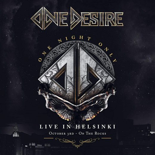 One Desire - One Night Only: Live In Helsinki (2021) [BDRip, 1080p]