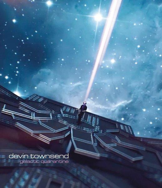Devin Townsend - Galactic Quarantine (Devolution Series #2) (2021) [BDRip, 720p]