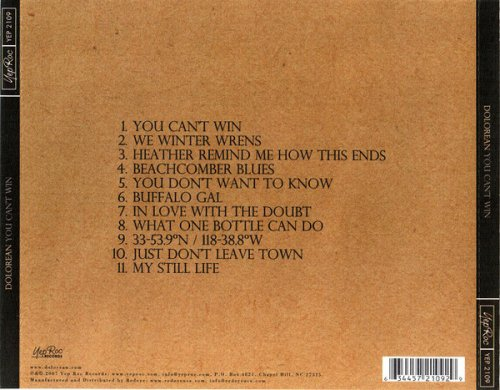 Language In 45 And 47 Stella Street: You Can't Win (2007) Full Album Download On IsraBox